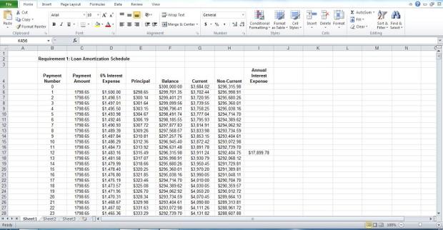 Corporate Finance Graded Project