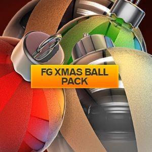 FG-XMAS BALLS