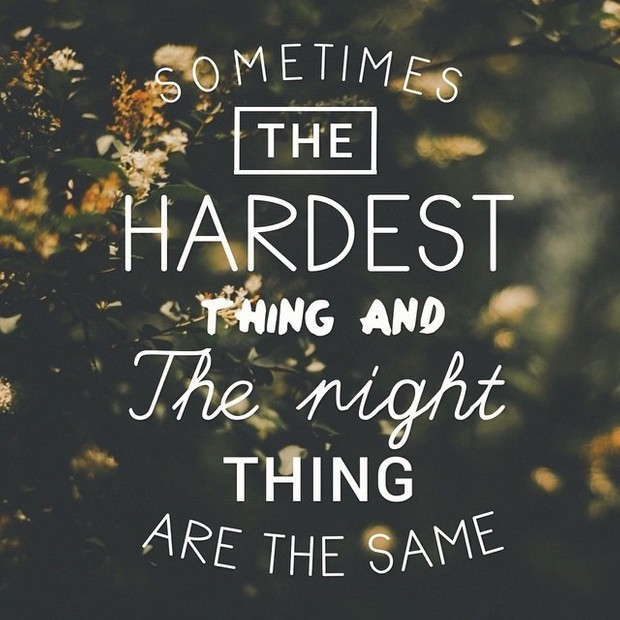 More than 100 inspirational typography picture quotes for Social Media
