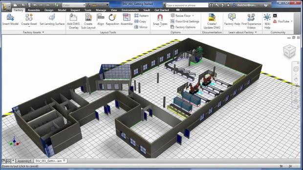 SkillShare - SketchUp for Interior Designers - Creating a Floor Plan