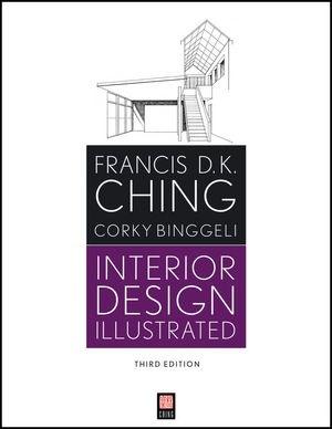 Interior Design Illustrated 3rd Edition