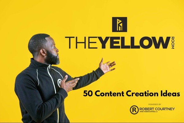 50 Ideas For Creating Content