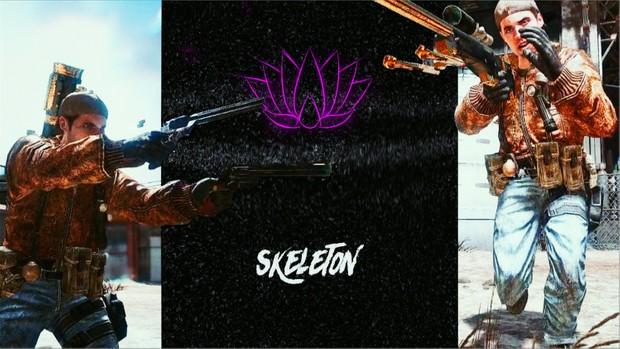 Skeleton Project File