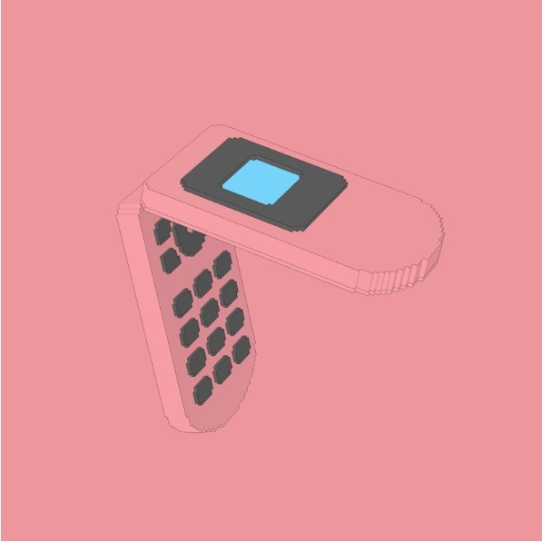 Flip Phone Project File