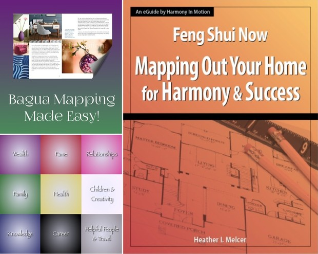 Feng Shui Now eGuide - Mapping Out Your Home for Harmony and Success