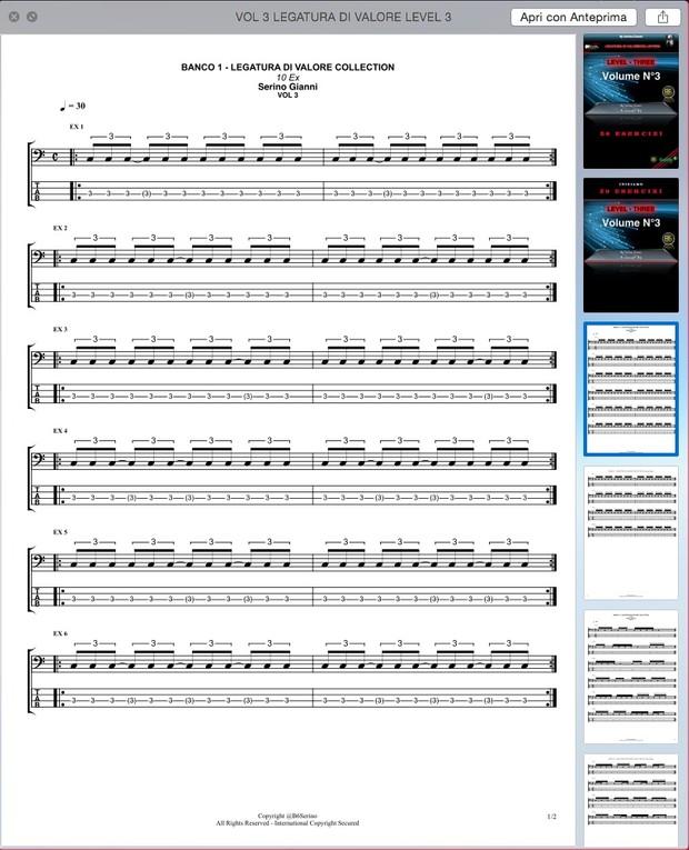LEGATURA DI VALORE - SUPER COLLECTION - PDF & GP6