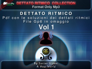 UNICO VOLUME - DETTATO RITMICO COLLECTION VOLUME 1