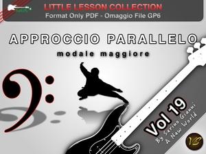 LITTLE LESSON VOL 19 - Format Pdf (in omaggio file Gp6)