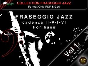 FRASEGGIO JAZZ COLLECTION - VOLUME 1