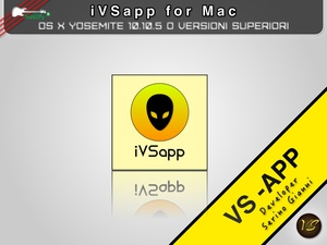iVSapp - ONLY MAC VERSION  6.1 MAC 32 bit