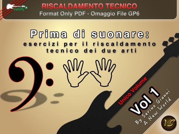 RISCALDAMANETO TECNICO - FORMAT PDF (File Gp6 in omaggio).