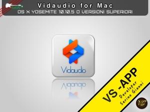 Vidaudio - ONLY MAC 32 bit  (FREE)