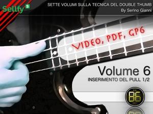 VOLUME N°6 - INSERIMENTO DEL PULL 1/2 (VIDEO, PDF, GP6)