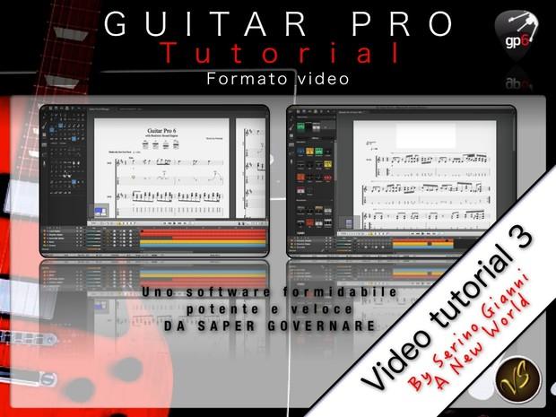 COLLECTION - GUITAR PRO TUTORIAL VOL 3