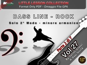 LITTLE LESSON VOL 27 - Format Pdf (in omaggio file Gp6)