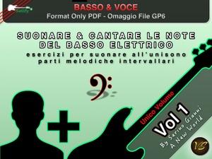 BASSO & VOCE - Format Pdf HD (in omaggio file Gp6)