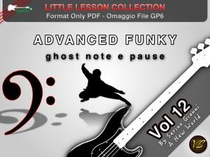LITTLE LESSON VOL 12 - Format Pdf (in omaggio file Gp6)