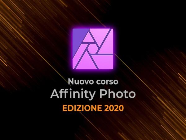 Corso Affinity Photo (Edizione 2020)