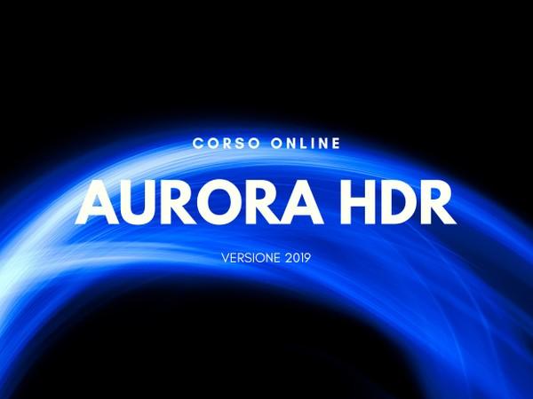 Corso Aurora HDR 2019