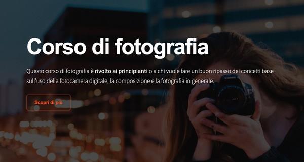 Corso di Fotografia ODERZO