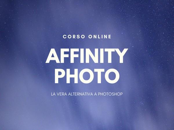 Corso Affinity Photo