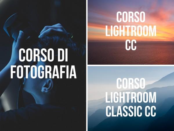 3 Corsi per la fotografia