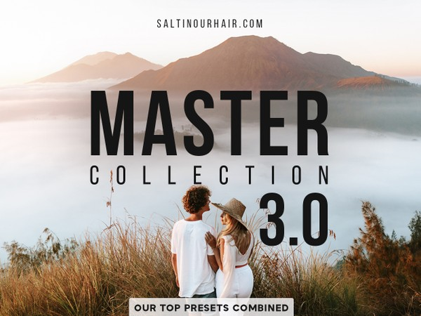 Master 3.0 Collection - PHONE + DESKTOP - Lightroom Presets