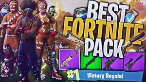 GFX PACK MINIATURE FORTNITE #3