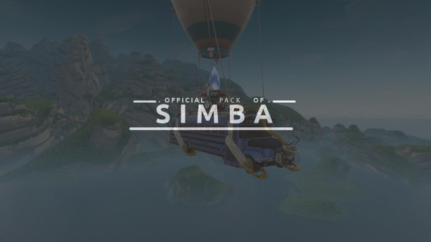 GFX PACK FORTNITE BY SIMBA