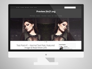 WP Premade (From WP/CPG Bundle #13 - With Responsive Slider)
