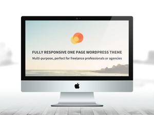 One Page Multi-Purpose WP Theme