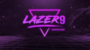 Lazer 9 Graphics Pack