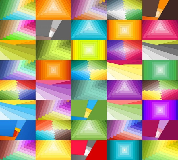 40 Material Design Backgrounds in high resolution