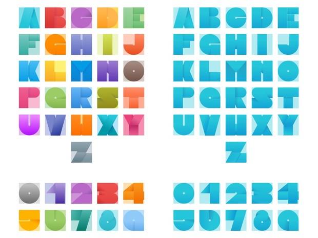 Material Design Font