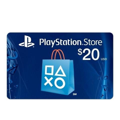 $20 PSN USD CARD