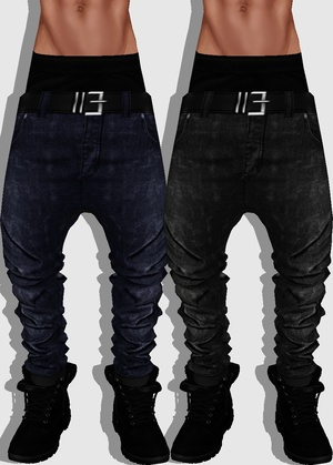 Male Jeans 2 .png only LIMITED