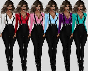 Imvu Outfit- size perfect or slim 7 Colors .png