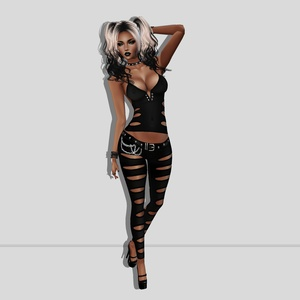 Trap outfit works on  DerivableX 6 Colors