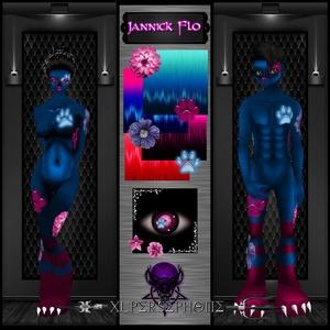 Jannick Flo duo kit