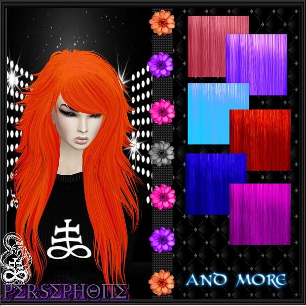 Hair 38 Texture