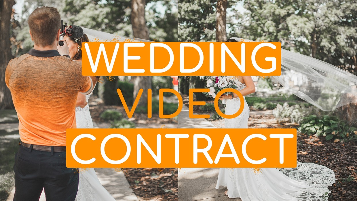 Wedding Videography Mock Contract Template