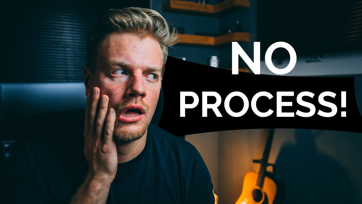 Exclusive Training: Build a Process for your Videography Business