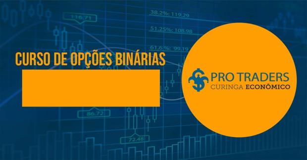 Curso de Opções Binárias Pro Traders + Bonus