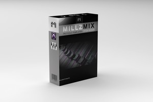 MILLZ MIX PRO TOOLS TEMPLATE STOCK VERSION