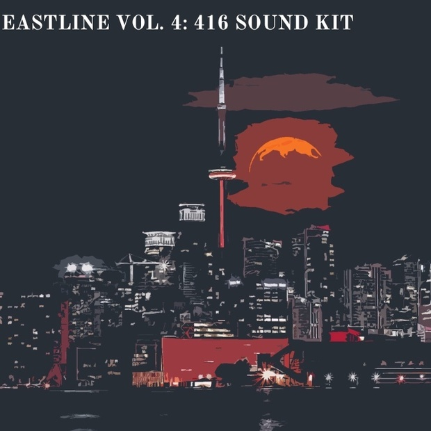 EASTLINE LIBRARIES VOL. 4 - 416 SOUND KIT