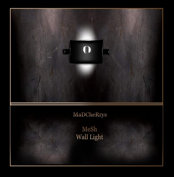 MaD Mesh  Wall light