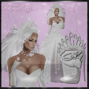 MaD Files Princess wedding bundle