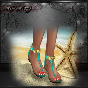 MaD Files summer flats 29colors