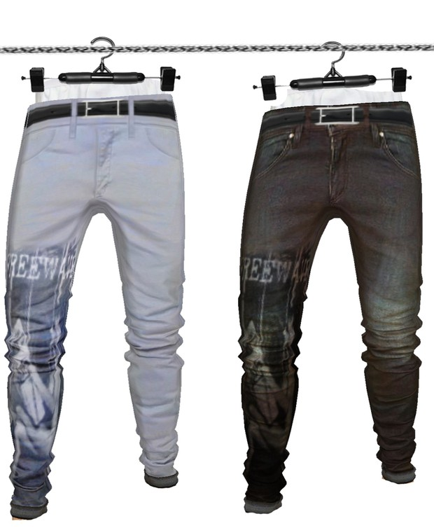 MaD  3tops +1 jeans  with resell rights