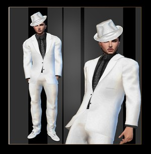 MaD Files wed suit white